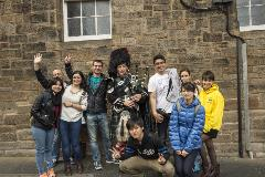 CES Edinburgh - Students with Yellow Shirt (Large)